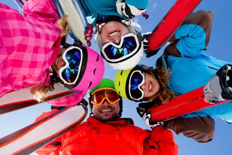 Saisonarbeit im Skigebiet