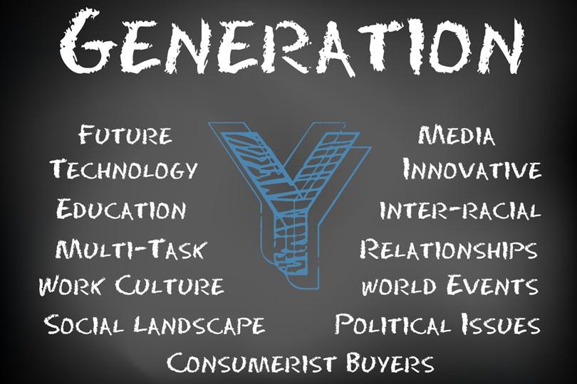 Generation Y Mitarbeiter