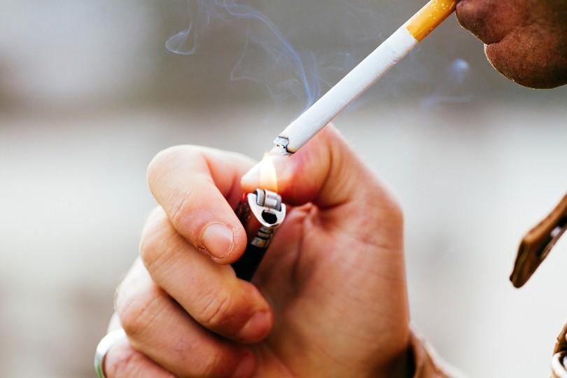 Rauchen am Arbeitsplatz