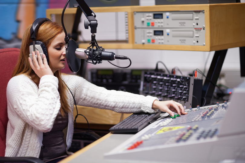 Radiomoderator Ausbildung