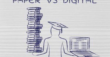 Unternehmenskommunikation digital oder in alter Papierform