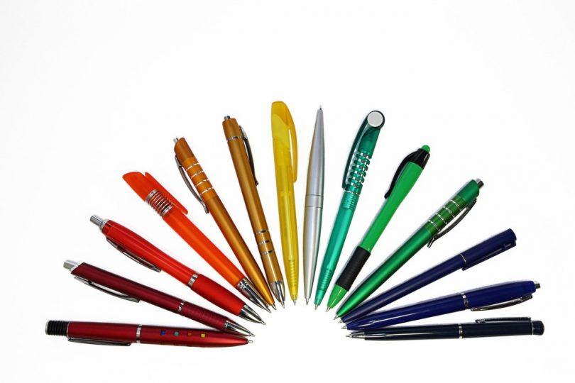 Kugelschreiber als Werbemittel im Marketingmix