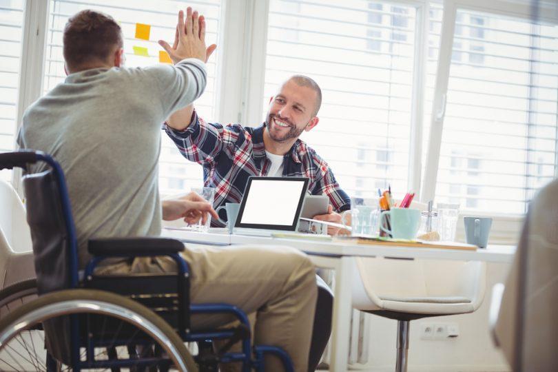 Laut Schwerbehindertengesetz haben Arbeitgeber klare Vorgaben