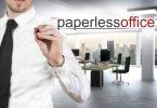 Das papierlose Büro reduziert Kosten und schützt die Umwelt